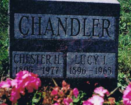 CHANDLER, CHESTER H - Union County, Ohio | CHESTER H CHANDLER - Ohio Gravestone Photos