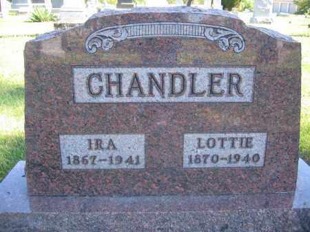 CHANDLER, IRA - Union County, Ohio | IRA CHANDLER - Ohio Gravestone Photos