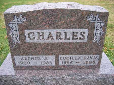 CHARLES, ALPHUS J. - Union County, Ohio | ALPHUS J. CHARLES - Ohio Gravestone Photos
