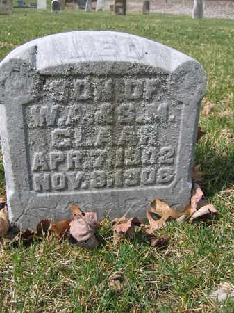 CLAAR, LEO - Union County, Ohio | LEO CLAAR - Ohio Gravestone Photos