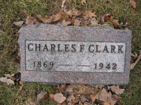CLARK, CHARLES F. - Union County, Ohio | CHARLES F. CLARK - Ohio Gravestone Photos