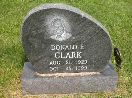 CLARK, DONALD E. - Union County, Ohio | DONALD E. CLARK - Ohio Gravestone Photos