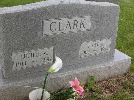 CLARK, LUCILLE M. - Union County, Ohio | LUCILLE M. CLARK - Ohio Gravestone Photos