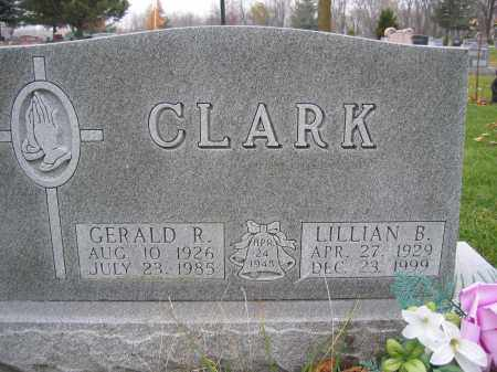 CLARK, LILLIAN B. - Union County, Ohio | LILLIAN B. CLARK - Ohio Gravestone Photos
