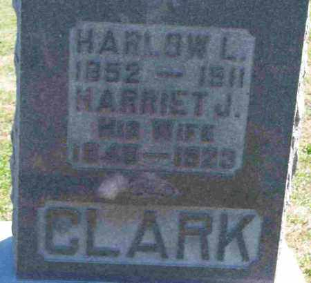 CLARK, HARLOW L. - Union County, Ohio | HARLOW L. CLARK - Ohio Gravestone Photos