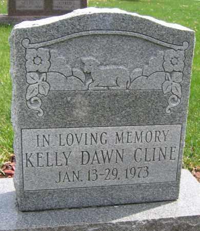 CLINE, KELLY DAWN - Union County, Ohio   KELLY DAWN CLINE - Ohio Gravestone Photos