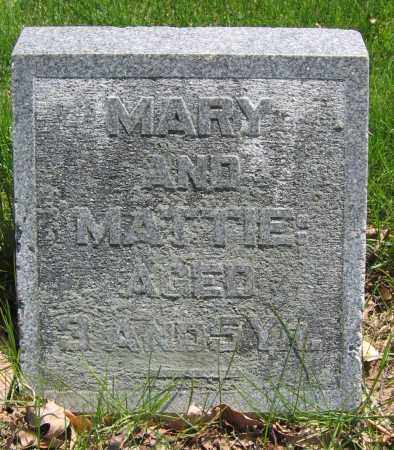 CLUGAGE, MARY - Union County, Ohio | MARY CLUGAGE - Ohio Gravestone Photos