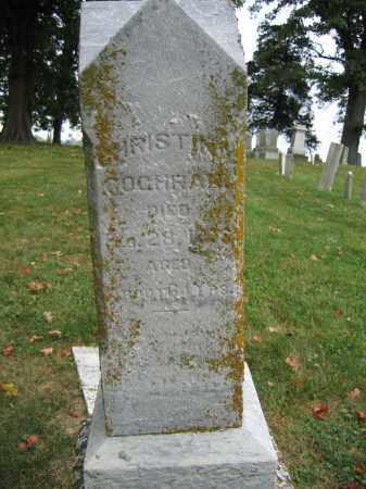 COCHRAN, CHRISTINA - Union County, Ohio | CHRISTINA COCHRAN - Ohio Gravestone Photos