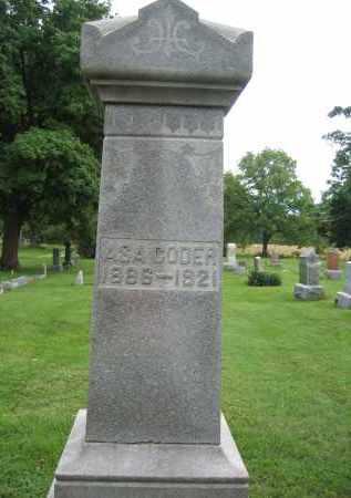 CODER, ASA - Union County, Ohio | ASA CODER - Ohio Gravestone Photos