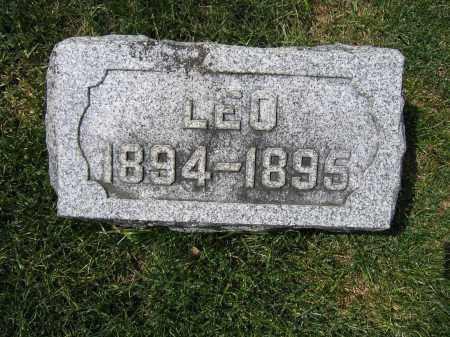 CODY, LEO - Union County, Ohio   LEO CODY - Ohio Gravestone Photos