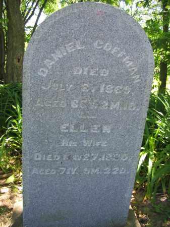 COFFMAN, ELLEN - Union County, Ohio | ELLEN COFFMAN - Ohio Gravestone Photos