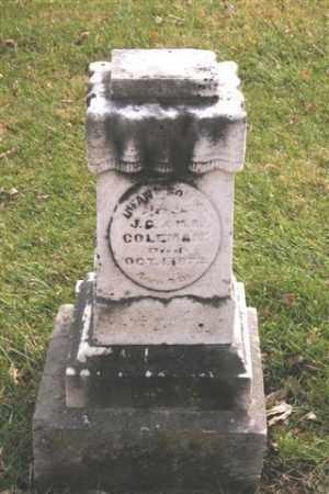 COLEMAN, INFANT SON - Union County, Ohio   INFANT SON COLEMAN - Ohio Gravestone Photos
