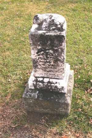 COLEMAN, MARIA CATHARINE - Union County, Ohio | MARIA CATHARINE COLEMAN - Ohio Gravestone Photos
