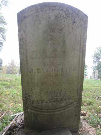 COLLIER, MARGARET - Union County, Ohio   MARGARET COLLIER - Ohio Gravestone Photos