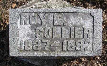 COLLIER, ROY E. - Union County, Ohio | ROY E. COLLIER - Ohio Gravestone Photos