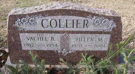 COLLIER, VACHEL B. - Union County, Ohio | VACHEL B. COLLIER - Ohio Gravestone Photos