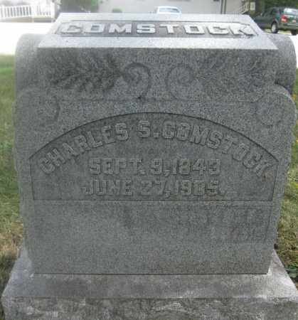COMSTOCK, AMANDA F. - Union County, Ohio | AMANDA F. COMSTOCK - Ohio Gravestone Photos