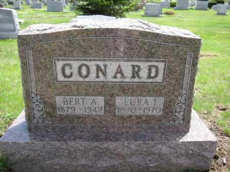 CONARD, BERT A. - Union County, Ohio   BERT A. CONARD - Ohio Gravestone Photos