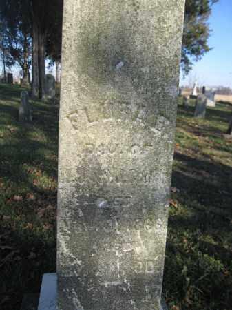 CONKLIN, FLORA E. - Union County, Ohio | FLORA E. CONKLIN - Ohio Gravestone Photos