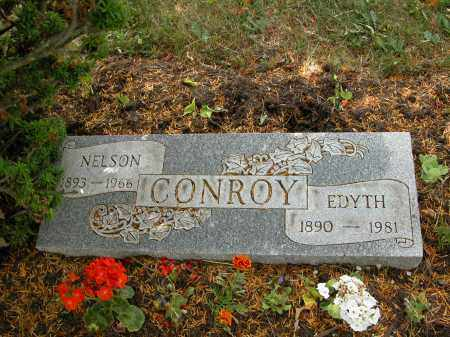 CONROY, EDYTH - Union County, Ohio | EDYTH CONROY - Ohio Gravestone Photos