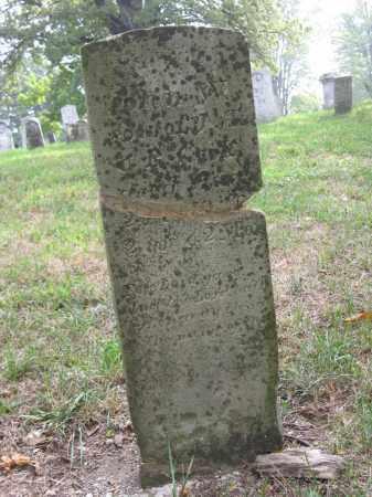 COOK, JOHN W. - Union County, Ohio | JOHN W. COOK - Ohio Gravestone Photos