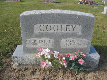COOLEY, MABLE E. - Union County, Ohio | MABLE E. COOLEY - Ohio Gravestone Photos