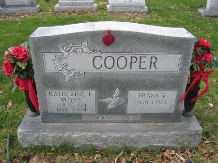 COOPER, FRANK E. - Union County, Ohio | FRANK E. COOPER - Ohio Gravestone Photos
