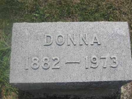 COOPERIDER, DONNA - Union County, Ohio | DONNA COOPERIDER - Ohio Gravestone Photos