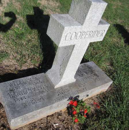 COOPERIDER, DANIEL CALVIN - Union County, Ohio | DANIEL CALVIN COOPERIDER - Ohio Gravestone Photos