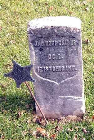 COOPERIDER, J. O. (JOHN) - Union County, Ohio   J. O. (JOHN) COOPERIDER - Ohio Gravestone Photos