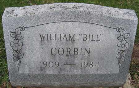 CORBIN, WILLIAM - Union County, Ohio   WILLIAM CORBIN - Ohio Gravestone Photos
