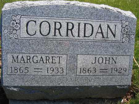 CORRIDAN, JOHN - Union County, Ohio   JOHN CORRIDAN - Ohio Gravestone Photos