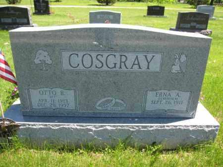 COSGRAY, ERNA A. - Union County, Ohio | ERNA A. COSGRAY - Ohio Gravestone Photos