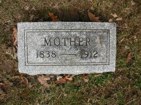 CRADLER, MARY - Union County, Ohio   MARY CRADLER - Ohio Gravestone Photos