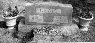 CRAIG, EDWIN F. - Union County, Ohio | EDWIN F. CRAIG - Ohio Gravestone Photos