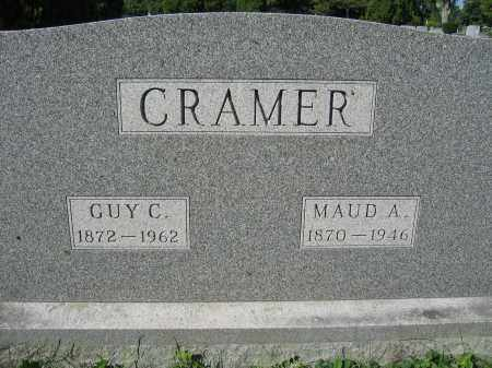 CRAMER, GUY C. - Union County, Ohio | GUY C. CRAMER - Ohio Gravestone Photos