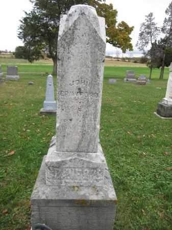 CRAWFORD, JOHN - Union County, Ohio | JOHN CRAWFORD - Ohio Gravestone Photos