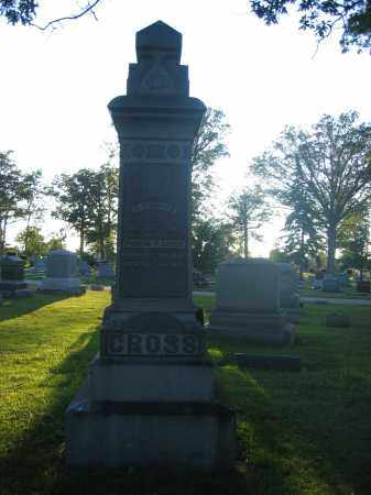 CROSS, D.C. - Union County, Ohio | D.C. CROSS - Ohio Gravestone Photos