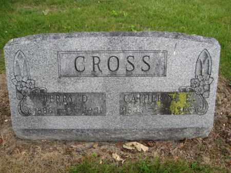CROSS, JERRY DANIEL - Union County, Ohio   JERRY DANIEL CROSS - Ohio Gravestone Photos