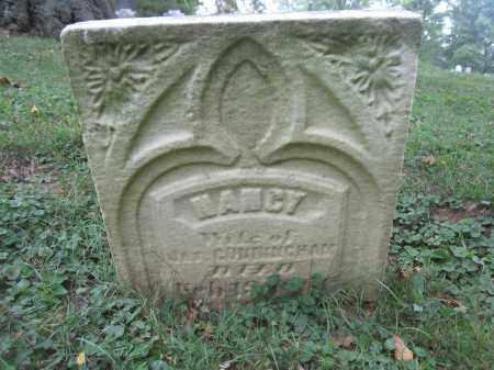CUNNINGHAM, NANCY - Union County, Ohio   NANCY CUNNINGHAM - Ohio Gravestone Photos