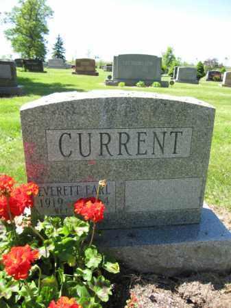 CURRENT, EVERETT EARL - Union County, Ohio | EVERETT EARL CURRENT - Ohio Gravestone Photos