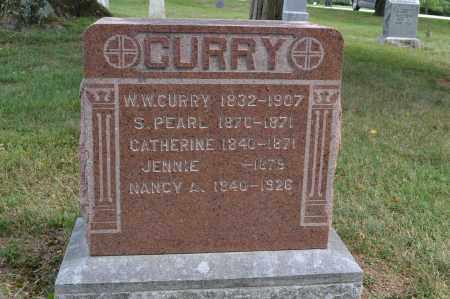CURRY, S. PEARL - Union County, Ohio | S. PEARL CURRY - Ohio Gravestone Photos