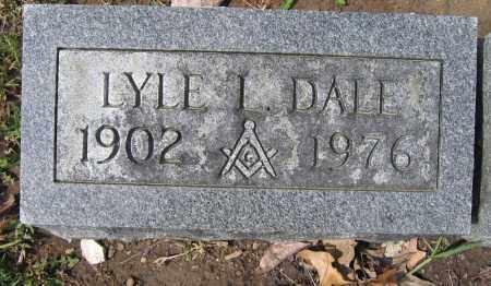 DALE, LYLE I. - Union County, Ohio | LYLE I. DALE - Ohio Gravestone Photos