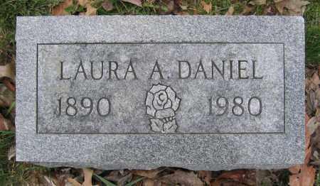 DANIEL, LAURA A. - Union County, Ohio | LAURA A. DANIEL - Ohio Gravestone Photos