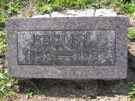 DAVIS, ERCLEL - Union County, Ohio | ERCLEL DAVIS - Ohio Gravestone Photos