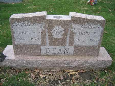 DEAN, DALE H. - Union County, Ohio   DALE H. DEAN - Ohio Gravestone Photos