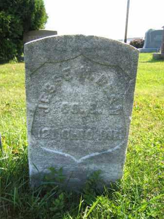 DEAN, JESSE M. - Union County, Ohio | JESSE M. DEAN - Ohio Gravestone Photos