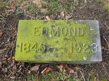 DILSAVER, EDMOND - Union County, Ohio | EDMOND DILSAVER - Ohio Gravestone Photos