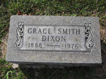 DIXON, GRACE SMITH - Union County, Ohio | GRACE SMITH DIXON - Ohio Gravestone Photos