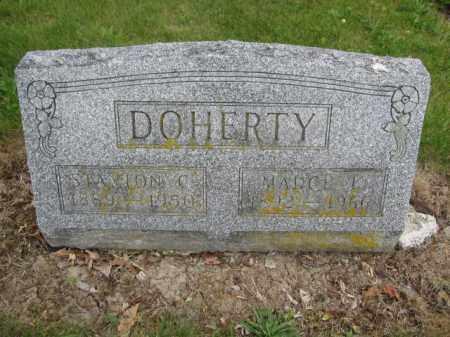 DOHERTY, MADGE L. - Union County, Ohio | MADGE L. DOHERTY - Ohio Gravestone Photos